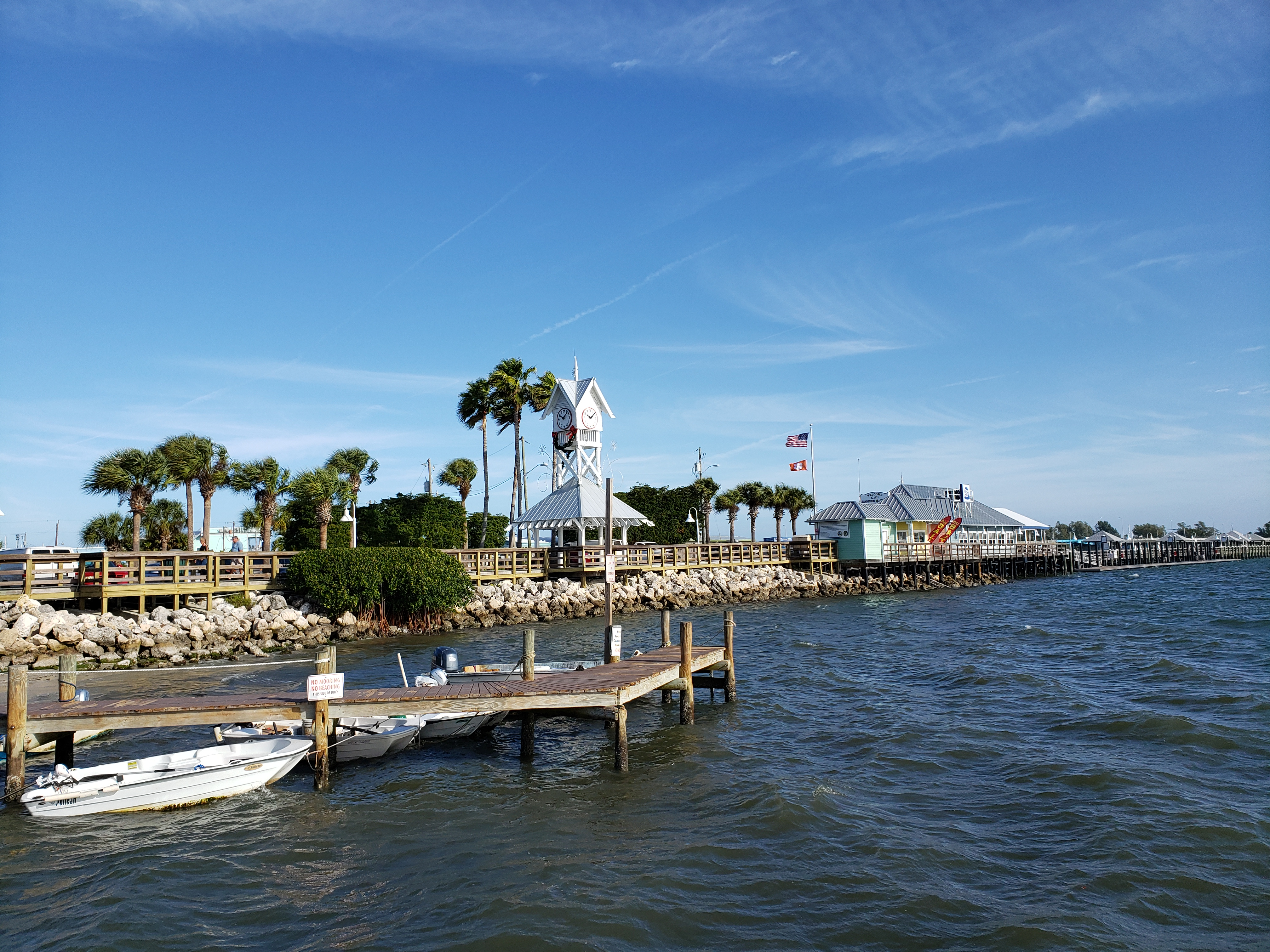 Historic City of Bradenton Beach Waterfront